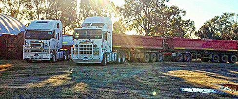 Perth Truck Parking